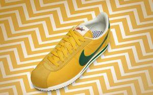 """俄勒冈配色,Nike Cortez """"Oregon Pack""""黄绿登场"""