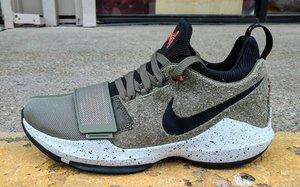 "Nike PG1 ""Elements""部分地区抢先上架"