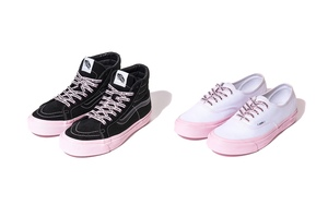 ASSC x Vans做出了染色版联名鞋款