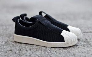 adidas 推出全新 Superstar BW 35 Slip-On 鞋款