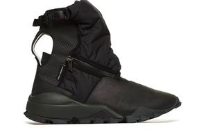 Y-3秋冬鞋履官方图释出
