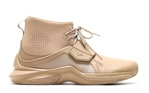 Rihanna的时尚元素,PUMA 2017 夏季全新鞋款 Trainer Hi