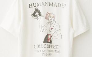 HUMAN MADE释出2017 夏季 T 恤系列