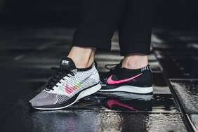 Nike Flyknit Racer 全新「BETRUE」配色上脚一览