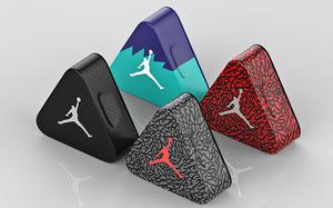 改变的你鞋柜,艺术家为Air Jordan打造全新未来感鞋盒
