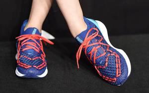 鞋带也能按喜好来!刘雯带你体验PUMA NETFIT 鞋带技术