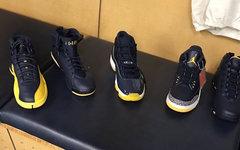 """深夜鞋话,这几款AJ """"Michigan """"PE你最想哪双市售?"""