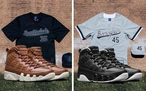 "Air Jordan 9 Pinnacle ""Baseball"" Pack发售详情"
