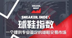球鞋指数,一个提供专业鉴定的球鞋交易市场