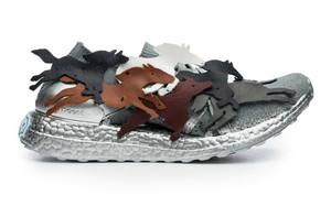 你喜欢哪个州?adidas请女性艺术家为美国各州设计运动鞋