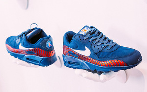 仅24双!Nike Air Max 90.定制款将超限量发售