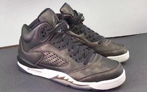 """迷彩皮质!Air Jordan 5 GS Premium """"Camo"""" 九月上架"""