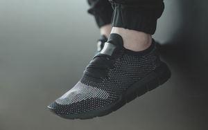 下周登场,全新adidas Swift上脚近赏