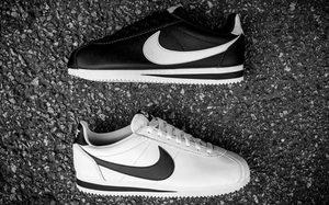 """非阴即阳,Nike Cortez Leather """"Yin Yang"""""""