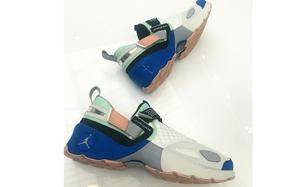 Travis Scott 上脚首双 Jordan Brand 合作鞋款