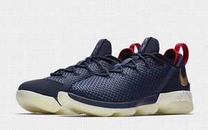 Nike LeBron 14 Low USA配色预览