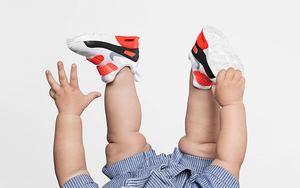 超萌!Nike Air Max Tiny 90 婴童运动鞋
