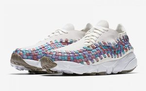 "Nike Air Footscape Woven ""彩虹珠宝"" 即将发售"