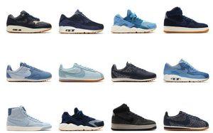 "Nike 带来全新 ""Indigo"" 系列鞋款"