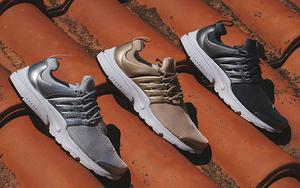"""金属质感,Nike Air Presto推出全新 """"Metallic""""系列"""