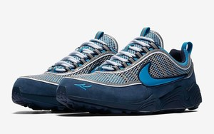 STASH x NIKE Air Zoom Spiridon 联名鞋款曝光