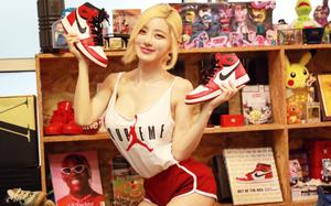 DJ SODA近日上脚球鞋美图