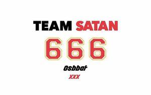 Ian CONNOR团体Team Satan 666将于Osbbat展开联名合作