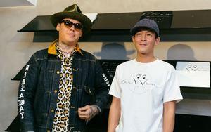 走进 Dr. Woo 与 CLOT 创意总监陈冠希见面会首站 JUICE Taipei