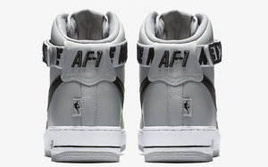 NBA别注版本发布,Nike Air Force 1 High即将发售