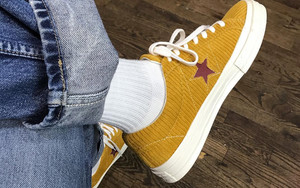 A$AP Nast释出了与匡威的合作鞋款