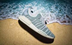 环保新鞋型,Parley x adidas全新联名 NMD R1 STLT
