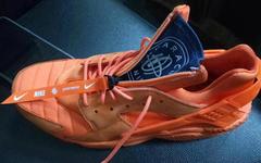 经典升级!加入拉链的 Nike Air Huarache 你觉得OK吗?