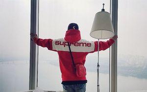 还不快来秒杀好价的Supreme 大logo 帽衫