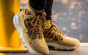 """小麦机能风,Nike Air Footscape Mid Utility""""Wheat"""""""