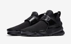 "黑色入魂,Nike Sock Dart Mid SE 全新""Triple Black""配色"