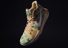 "Nike Kyrie 3""Luck""今日海外限量发售"