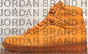 """抢先看!Air Jordan 1 Gatorade""""Orange Peel""""图片释出"""