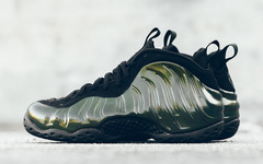 "Nike Air Foamposite One""Legion Green""本周四上架!"