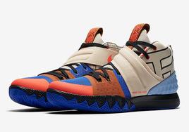 """发售时间确定!Nike Kyrie S1 Hybrid""""What The""""即将登场"""
