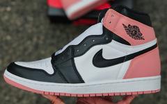 """同时亮相?Air Jordan 1""""Rust Pink""""&""""Igloo""""即将发布"""