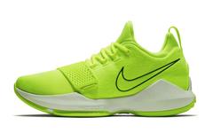 """我最闪亮?Nike PG 1""""Volt""""发售信息释出"""