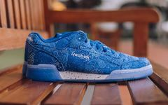 Limited EDT x Reebok 全新 Workout Plus Low 联名设计