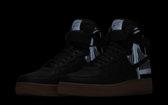3M反光队标!Nike Air Force 1 High开启全新NBA系列ID!