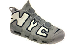 又一款城市系列大Air曝光!Nike Air More Uptempo NYC将于月底发售!