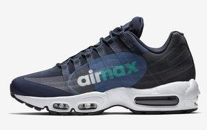 """有点浮夸? Nike Air Max 95""""大LOGO""""系列全新配色"""