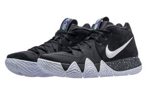 Nike Kyrie 4黑白配色将于圣诞前发售!
