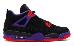 猛龙配色再临!Air Jordan 4 NRG明年发售!