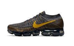 Nike VaporMax 全新配色设计「Mineral Gold」