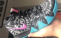 """全明星周末发售?威尼斯海滩主题Nike Kyrie 4 """"Tie Dye"""" 曝光!"""
