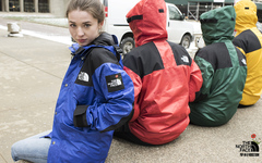 THE NORTH FACE 为 Nordstorm 重造经典单品